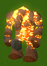 Lava titan bloom