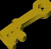 New key detail