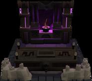Occult prayer altar