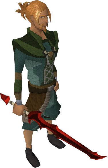 Dragon longsword equipped.png