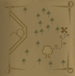 Map clue Ranging Guild