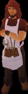 Shopkeeper (Varrock Sword Shop)