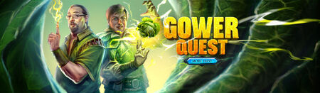 Gower Quest head banner