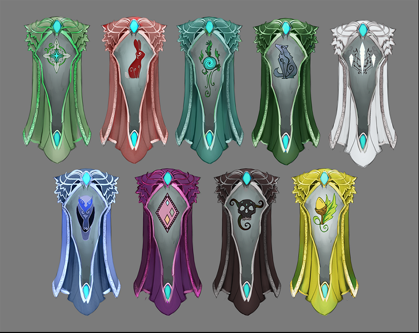 Invention Slayer Rings
