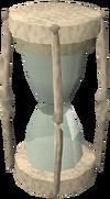 Hourglass (2011 Hallowe'en event) detail