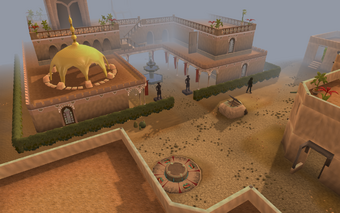 Al Kharid centre old