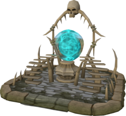 Skeletal portal