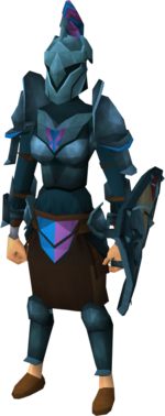 Rune heraldic armour set 2 (sk) equipped