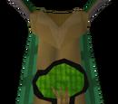 Woodcutting cape