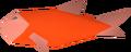 Een cooked salmon