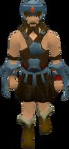 Lost barbarian