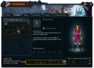 Powers (Ranged) interface