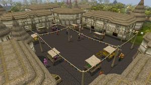 Ardougne Marketplace