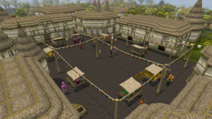 Ardougne Marketplace