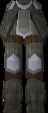 Agile legs detail