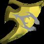 Lucky arcane spirit shield detail