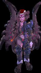 Nymora, the Vengeful (christmas)