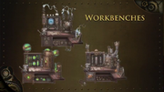RuneFest 2015 - Invention workbenches concept art