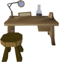 Crafting table 3 built