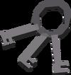 Khazard cell keys detail
