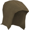 Crafting hood detail