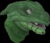 Hatchling dragon (green) chathead