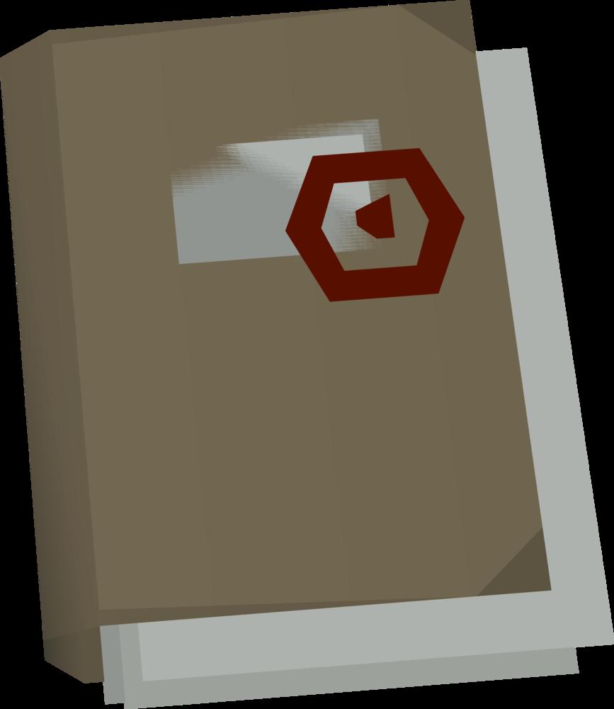 Mission report (Ardougne) detail