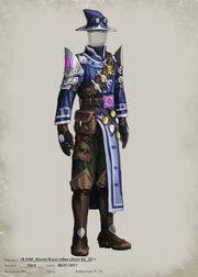 Master runecrafter robes concept art