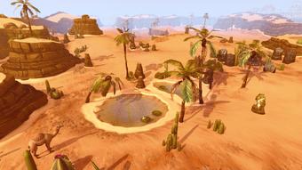 Al Kharid Desert