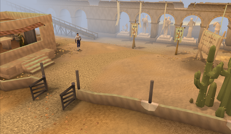 Duel Arena old