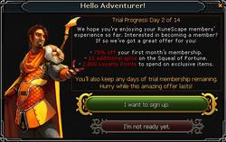 Members' offer