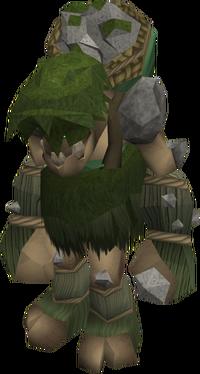 Troll ranger commando