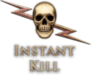 Instant kill hitsplat