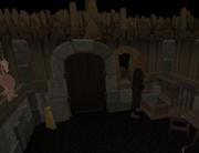 Underground Pass Kardia's treasure chest