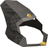Zuriel's hood detail