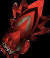 Dragon claw detail