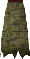 Slave robe detail