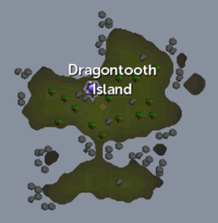 Dragontooth Island map
