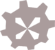 Silver Cog logo
