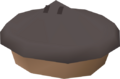 Burnt pie detail