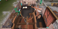 Maritime shipwright