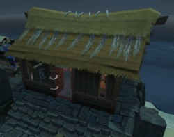 Void Knight Magic Store exterior