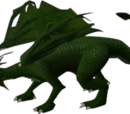 Green dragon