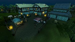 Draynor market