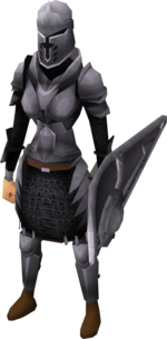 Steel Armour set (sk)