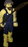 Possesed Fisherman