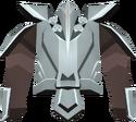 Gorgonite platebody detail