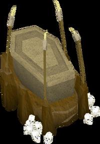 Ogre coffin