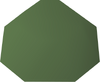 Emerald lens detail