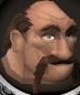 Mountain Dwarf chathead